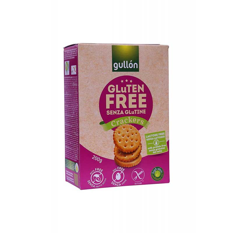 Gullon Gluten Free Crackers, 200g